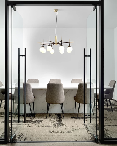 Vicostone Boardroom Vaughan - Bedfordbrooks Design