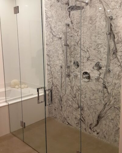 Toronto National Home Show - Future Dream Home - Shower - March 2017