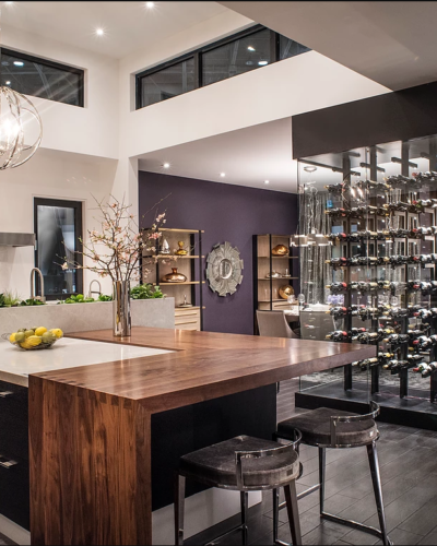 Toronto National Home Show - Future Dream Home - Wine Closet - March 2017