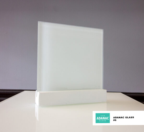 Backpainted Glass - White - #6