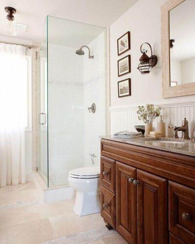 Country Living Guest Bathroom - Sarah Richardson Design