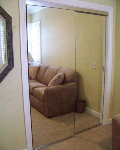 Frameless-Mirror-Chrome-Wardrobe-Door