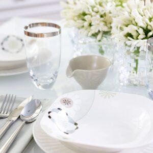 Sarah Richardson Design - Fabulous Facelit - Laminated Glass Tabletop - March 2011