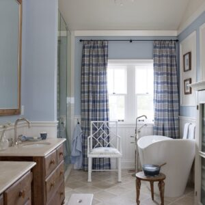 Sarah Richardson Design - Shared Space - Shower Enclosure -April 2010