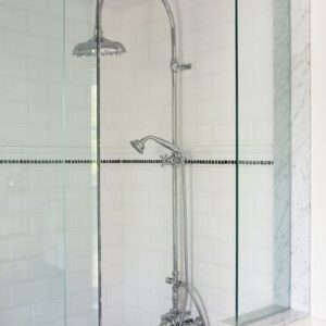 Sarah Richardson Design - Country Chic - Shower Enclosure - March 2010
